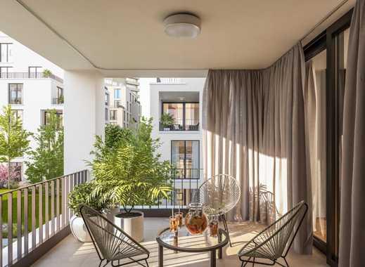 Modern, durchdacht, elegant: Großzügige 4-Zimmer-Wohnung mit Südost-Loggia