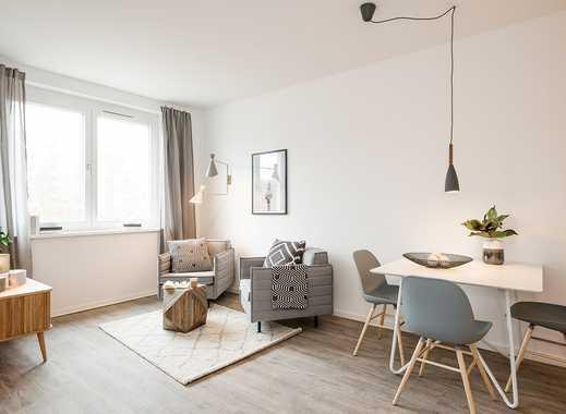 Wohnen in der Hauptstadt & trotzdem im Grünen! 3 Zimmer-Wohnung mit offenem Wohnbereich und Gäste-WC