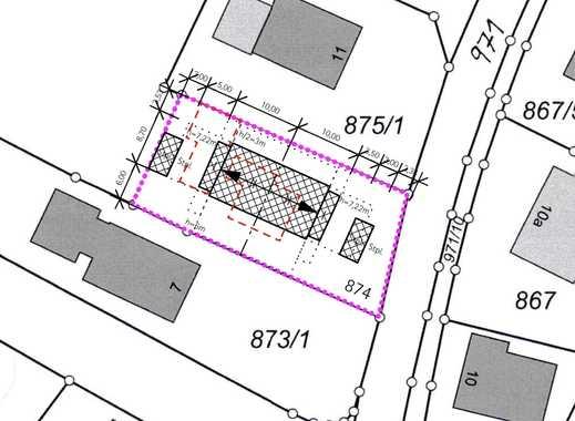 Baugrundstück für Doppelhaus in Zorneding mit genehmigter Planung