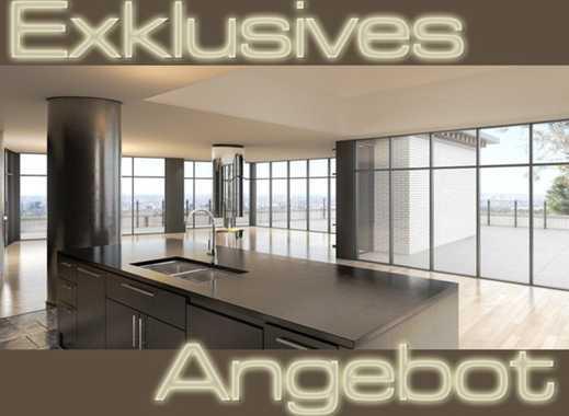 Moderne 3-Zi-Penthouse-Wohnung mit Dachterrasse, Aufzug, TG-Stellpaltz und schönem Ausblick