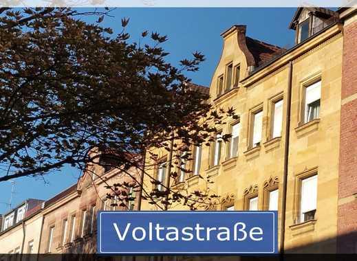 N-Hummelstein nahe U-Bahn Maffeiplatz: 2 ZKB, 65 m², kl. Hofterrasse, Kellerabteil, EBK, ab 15.10.19