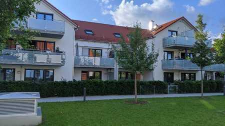 Neuwertige 3-Zimmer Garten-Wohnung mit hochwertiger Ausstattung  in Gronsdorf, Kr. München - Haar in Haar (München)
