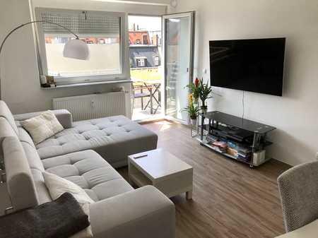 Zwei Zimmer Wohnung mit Einbauküche in Maxvorstadt, München in Maxvorstadt (München)