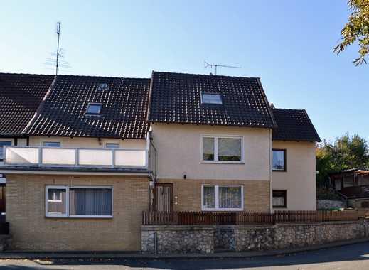 Doppelhaushälfte im Ortskern von Egenstedt