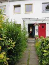 Bild Hübsches kleines Mittelreihenhaus in Bramfeld