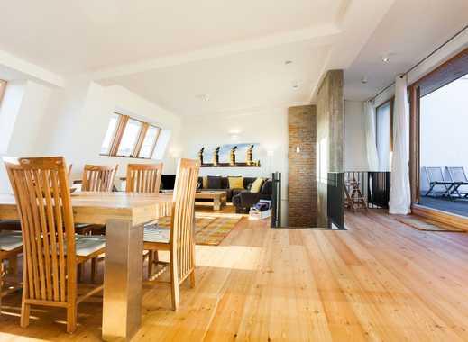 Liebevoll eingerichtetes maisonette Dachloft auf Zeit in Moabit