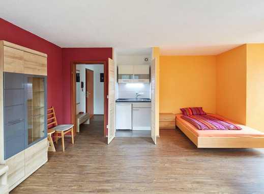 Schöne, geräumige 1-Zimmer-Wohnung in Heilbronner Kernstadt