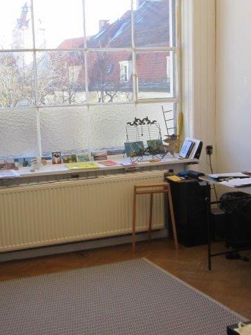 attraktiver Atelier-Raum...