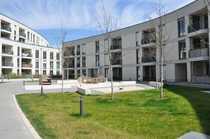 Gleisharfe Aubing 3-Zimmer-Neubau-Wohnung mit 2