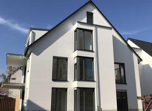Moderner Neubau, Mehrfamilienhaus mit 5 Wohneinheiten für Erstbezug, provisionsfrei
