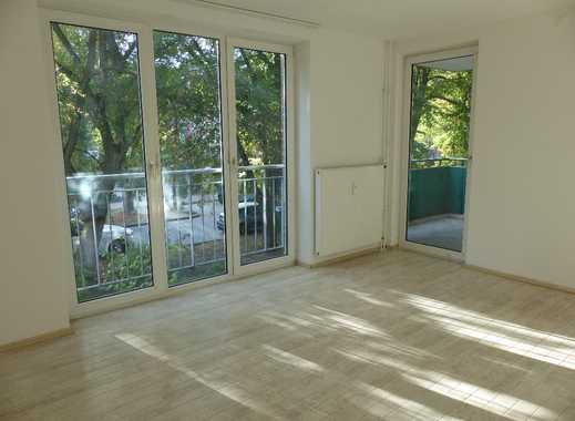 1 + 2/2 Zimmer mit Balkon in Hamburg-Heimfeld mit § 5-Schein