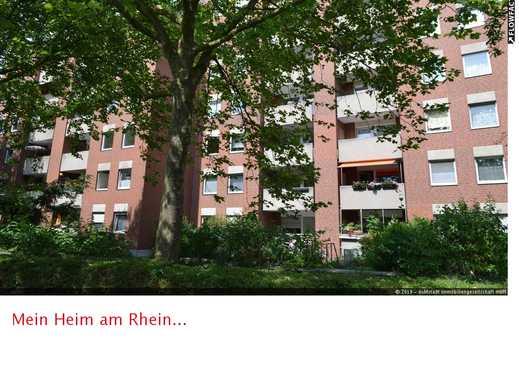 *doMstadt* Frisch sanierte 4-Zimmer Wohnung in Köln-Sürth