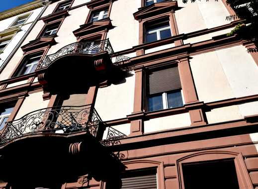Luxuriöse Wohnung in exzellenter und ruhiger Lage in Frankfurt!