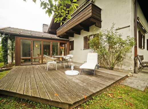 Gepflegtes Einfamilienhaus ganz nah am Stadtzentrum von Bad Tölz!