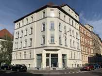 1-Zimmer-Wohnung in Lindenau sucht neue