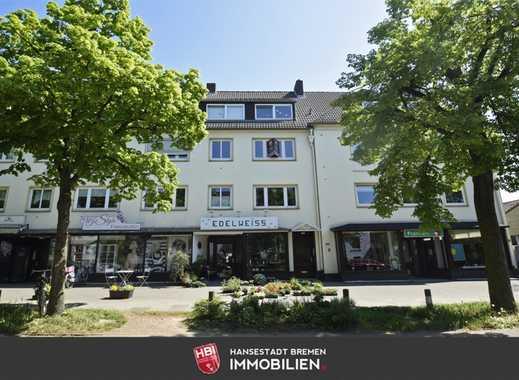 Schwachhausen / Schicke 3-Zimmer-Wohnung mit Balkon