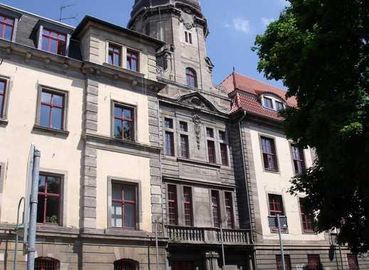 Verwaltungsgebäude in der Innenstadt von Halle