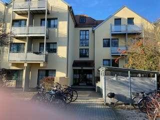 1-Zi.-Apartment in Regensburg, Universitätsstraße - nur ca. 100 m z. Uni! in Kumpfmühl-Ziegetsdorf-Neuprüll (Regensburg)