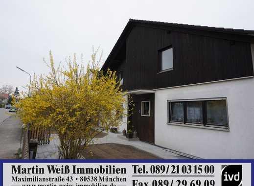 Großzügige 4-Zimmer-Dachgeschosswohnung mit Loggia  in Ottobrunn