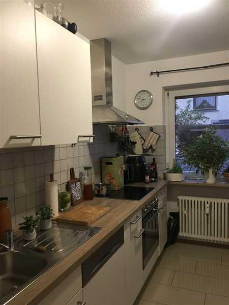 Schöne 2-Zimmer Wohnung mit Einbauküche in Waldbüttelbrunn! in Waldbüttelbrunn