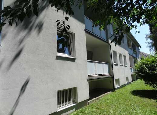 Grünwald, ruhig, Schul- und Kindergartennähe, 3 Zi, Küche, Bad, WC, Loggia