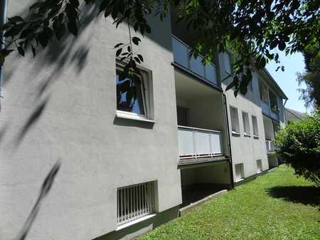 Grünwald, ruhig, Schul- und Kindergartennähe, 3 Zi, Küche, Bad, WC, Loggia in Grünwald (München)