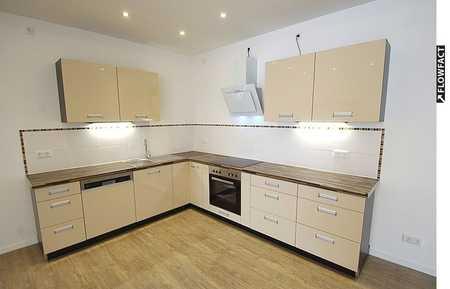 Schicke, moderne, großzügige 2-Zimmer-Wohnung mit neuwertiger Einbauküche und Stellplatz - Creidlitz in Creidlitz (Coburg)