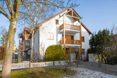 Ruhig & Sonnig – in Penzberg: 100m² EG-Wohnung mit Terrasse & Garten in Penzberg
