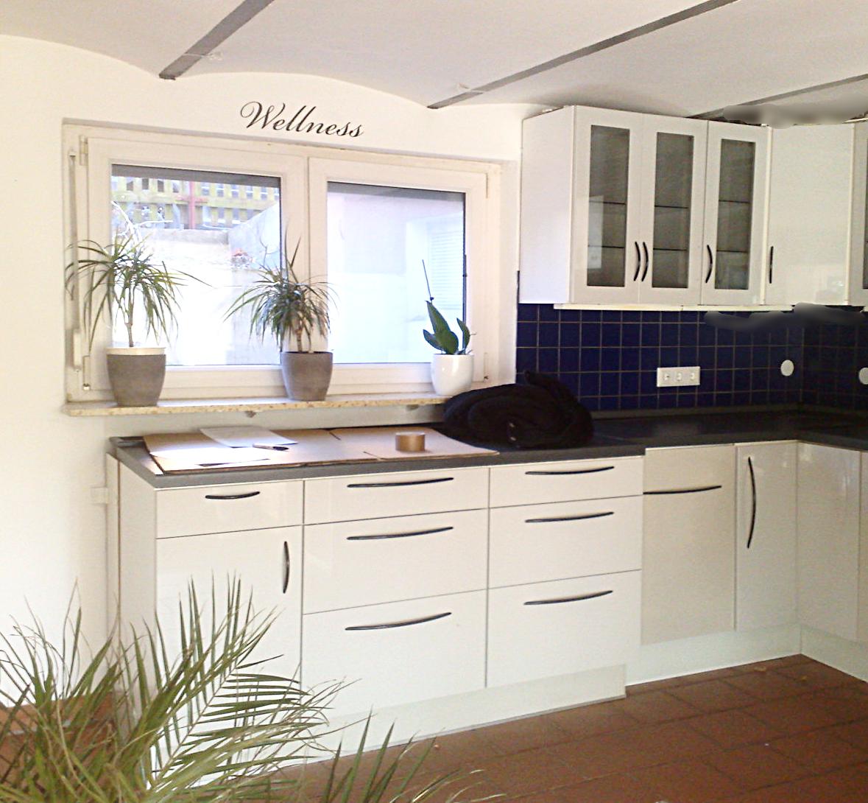 Sonnige 2 Zimmer Wohnung möbliert im Garten in Herzogenaurach