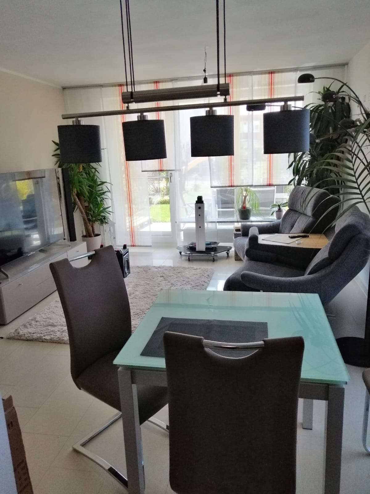 Traumhafte 3-Zimmer-Gartenwohnung inkl. moderner Einbauküche
