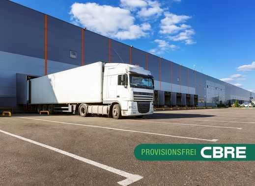 Projekt: 15.000 m² modernste Logistikflächen in Neu-Ulmer Bestlage