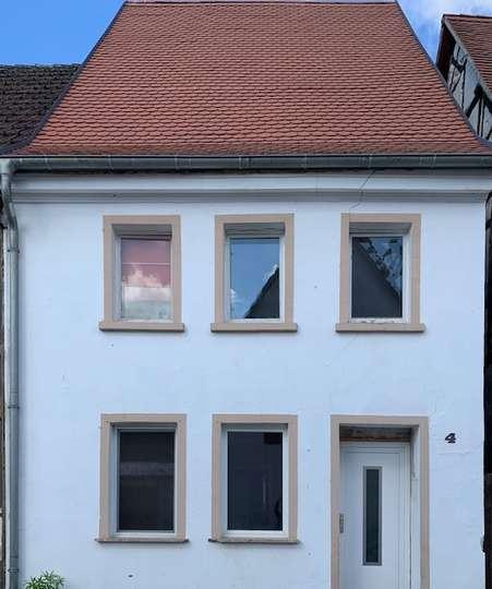 Traumhaft wohnen nach Sanierung an der Stadtmauer, auf dem Klosterhof