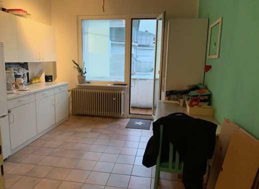 *Tolle kleine City-Balkon-Wohnung mit Wohnküche!Eulerstraße*