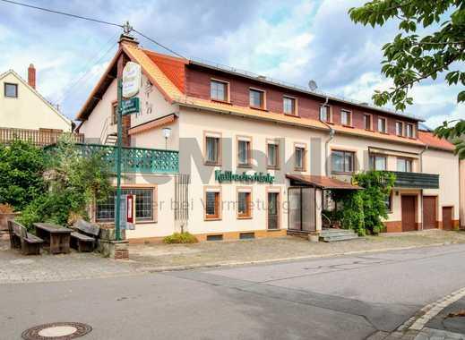 Voll ausgestatteter Landgasthof mit Hotel-Pension im beliebten Feriengebiet Kyllburger Waldeifel!