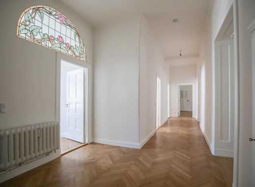Herrschaftliche Wohnung im Westen Berlins