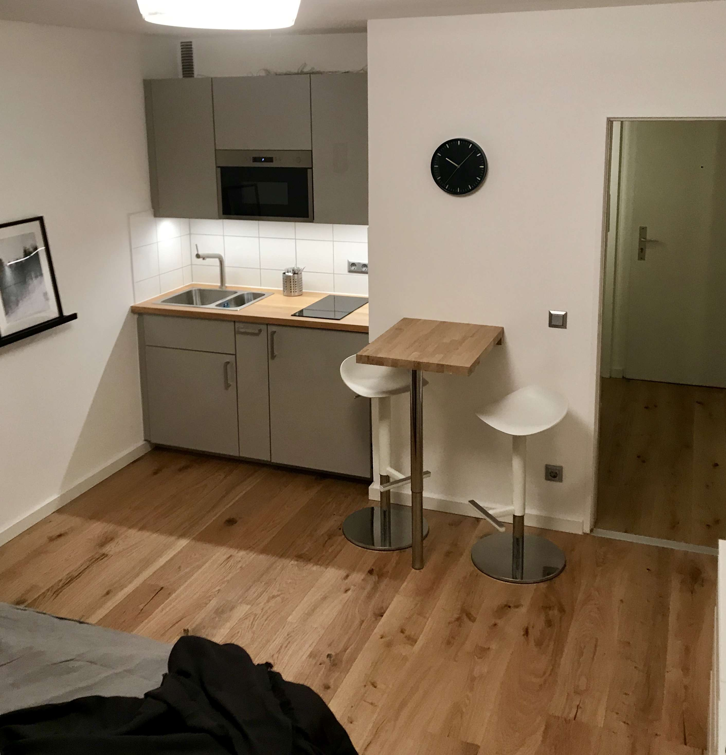 790 €, 27 m², 1 Zimmer in Milbertshofen (München)