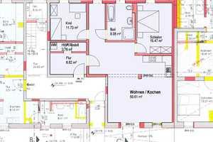 3 Zimmer Wohnung in Schmalkalden-Meiningen (Kreis)