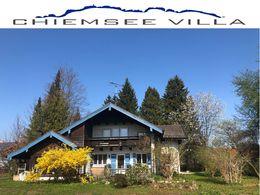 Chiemsee Villa Immobilien