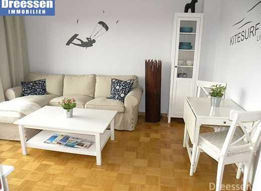 Büsum: Gemütliche 2 Zimmer Wohnung mit Loggia und Kfz- Stellplatz nahe der Familienlagune
