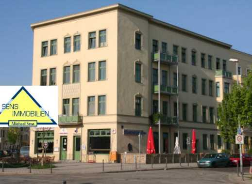 3 Zimmer Dachgeschosswohnung mit Balkon im Herzen von Magdeburg-Stadtfeld zu vermieten
