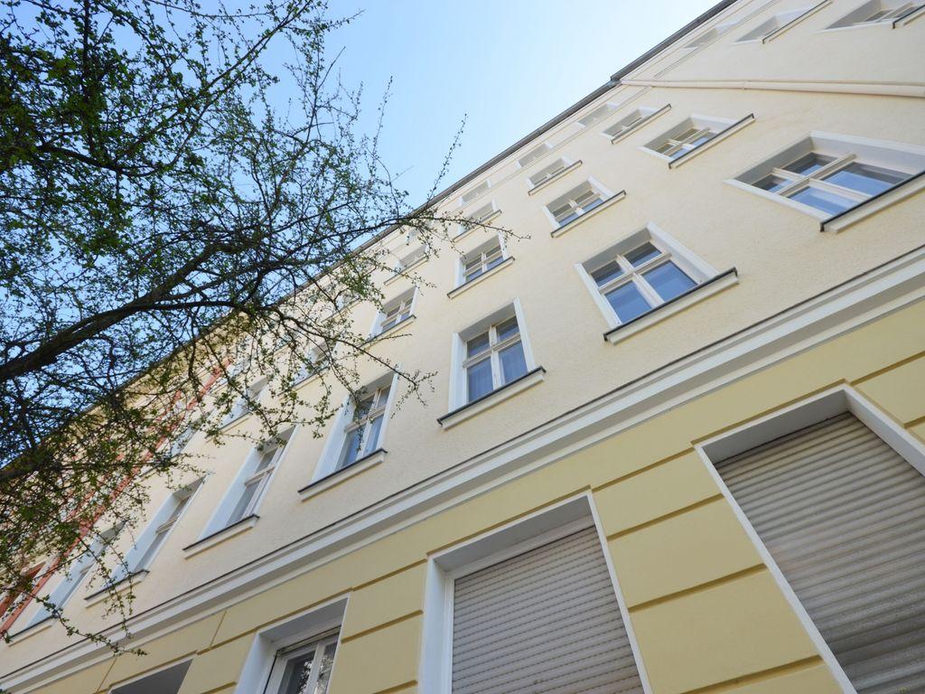 Fassade Seitenansicht