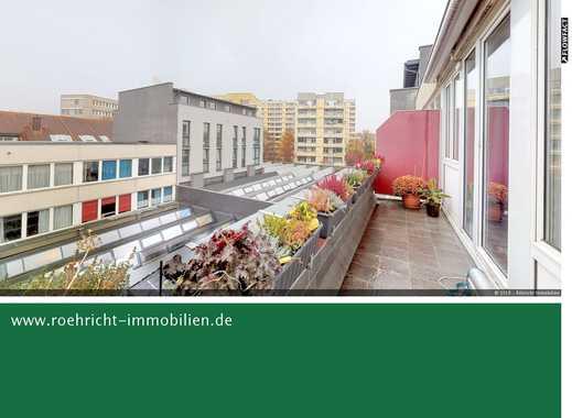 Großzügige 2 Zimmer Wohnung mit Balkon in Köln Zollstock - 3D Tour