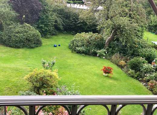 Erstbezug: stilvolle, geräumige 3-Zimmer-Wohnung mit direktem Gartenzugang in Marienthal, Hamburg