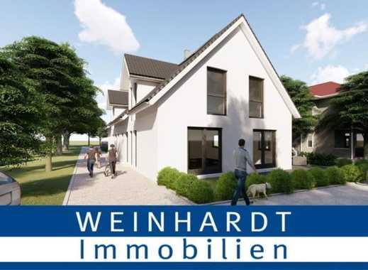 Exklusive Neubau-Doppelhaushälften in ruhiger Sackgassenlage von Appen