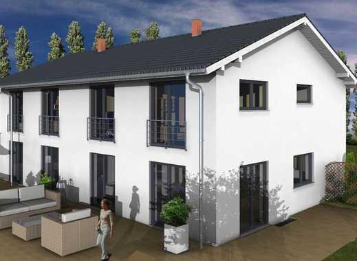 *ERSTBEZUG* Wunderschöne Neubau-Doppelhaushälfte in Kolbermoor in toller Lage!