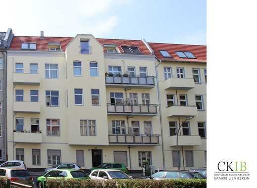 Erstbezug 3-Zimmer-Dachgeschoss, 100m², EBK, Loggia, Keller, ruhige und wassernahe Lage in Spandau