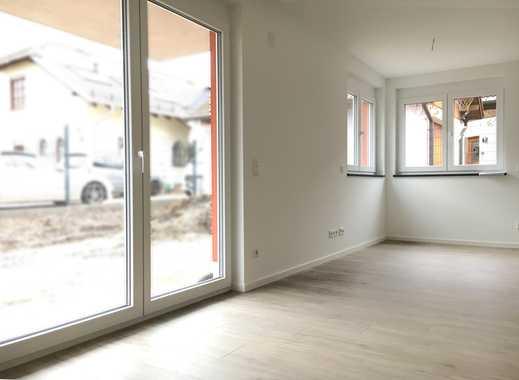 Sonnendurchflutete 3 Zimmer Gartenwohnung (89qm) mit Gäste WC und Wärmepumpe (W)