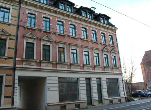 Helle 3-Raum Balkonwohnung in Leutzsch