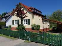 Bild gemütliches Landhaus in Heiligensee