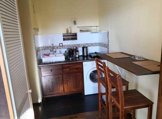 Hochwertige Möblierte, 1-Zimmer-Wohnung mit Balkon und Einbauküche in Bayreuth